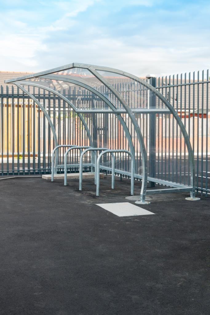 Bike Shelter Amp Smoking Shelter Supply Amp Installation In