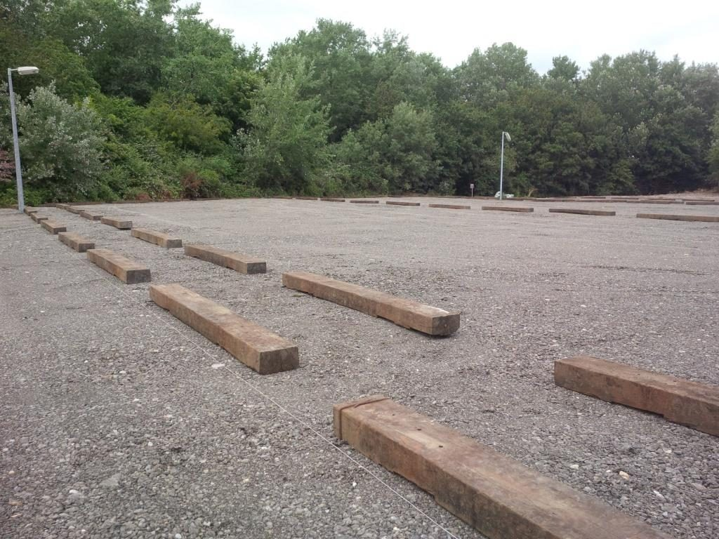 Car Park Construction Services In Swindon Wiltshire