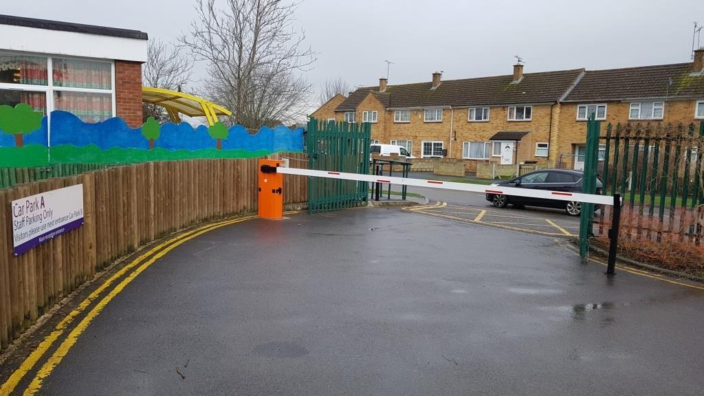 Car park barriers & bollards in Swindon - Supply
